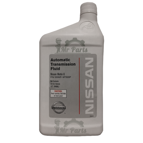 Nissan Automatic Transmission Fluid Matic-S 1-Quart