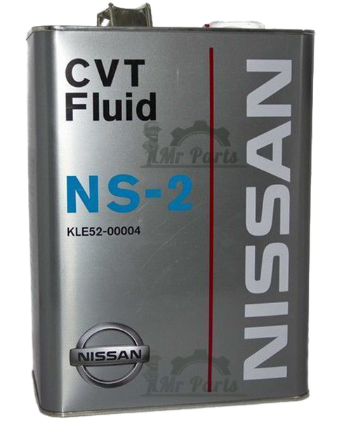NIssan NS-2 ATF for X-tronic CVT 4Litre