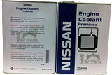 NIssan Engine Coolant Pre-mixed 4 Litres