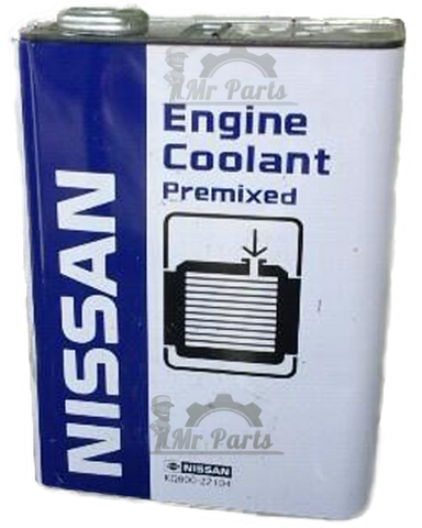 nissan engine coolant pre mixed 4 litres \u2013 mr parts ©