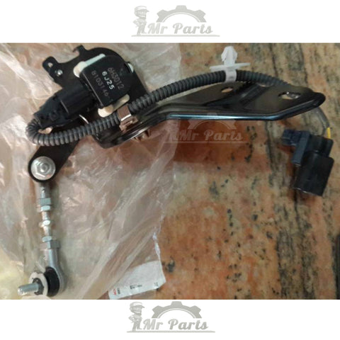 Genuine OEM Toyota SENSOR SUB-ASSY, HEIGHT CONTROL, Rear Left Side 89408-60030, Fits Lexus GX460 2010-2017