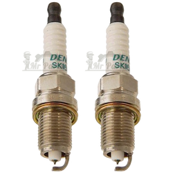 Denso SK16R11 Iridium Spark Plug, Pack of 2 - 14mm Thread