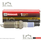 Genuine Motorcraft SP-411 AYFS22FM Finewire Platinum Spark Plug Set (2 pcs)