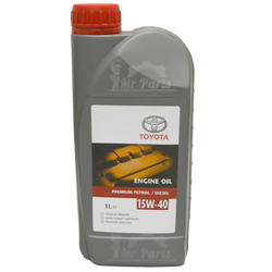 Toyota Engine Oil 15w-40 Diesel 1-Litre