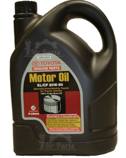 Toyota Engine Oil 20w-50 4-Litres