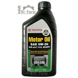 Toyota Engine Oil 0W-20 1-Litre