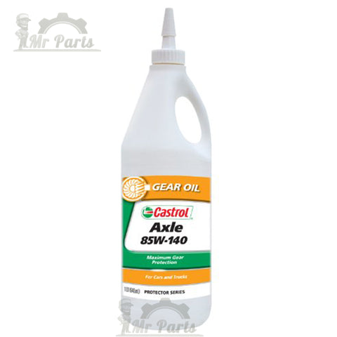 Castrol Axle 85W-140 Gear Oil - 1 Quart