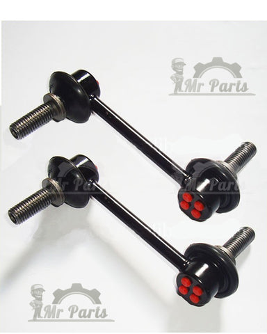 ZANETOL 7T425K483A Front Stabilizer Link / Sway Bar Link For Ford Edge 2007-2014 (Set of 2), LH & RH