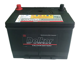Delkor 75AH Battery
