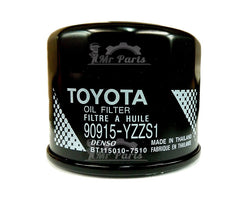 Toyota Genuine OEM Oil Filter 90915-YZZS1