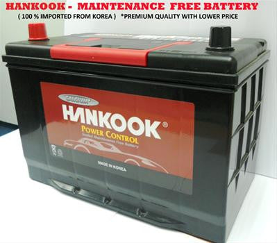Hankook 45AH Battery