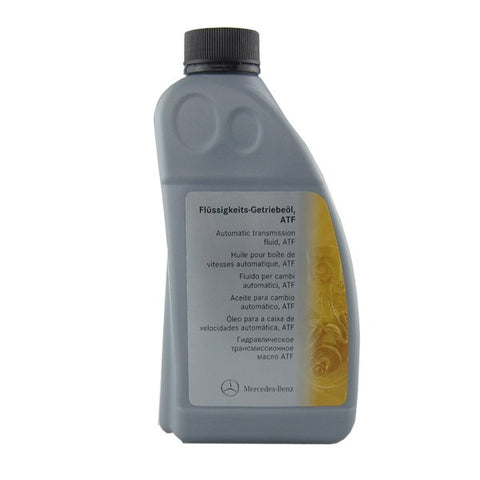 Genuine Mercedes Benz Automatic Transmission Fluid MB 236.10 (MBZ Approval : 236.10) - 1Litre