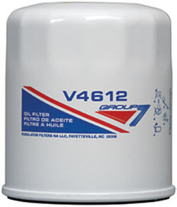Group 7 Oil Filter, V4612
