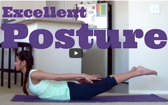 10 Minute Yoga Routine To Improve Your Posture