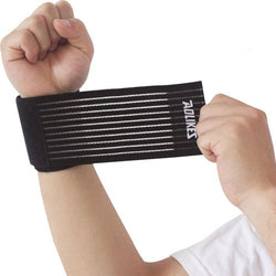 Rapid Fit Wrist Brace Support - Black