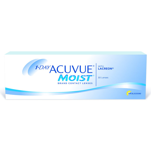 1 Day Acuvue Moist 30-pack