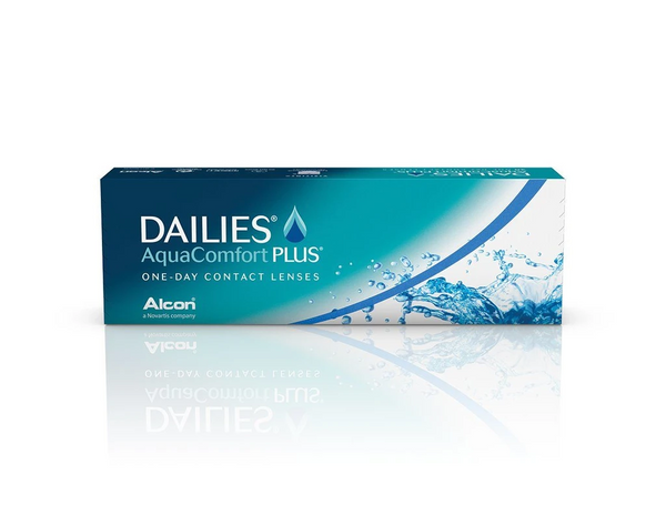 Dailies AquaComfort Plus 30-pack