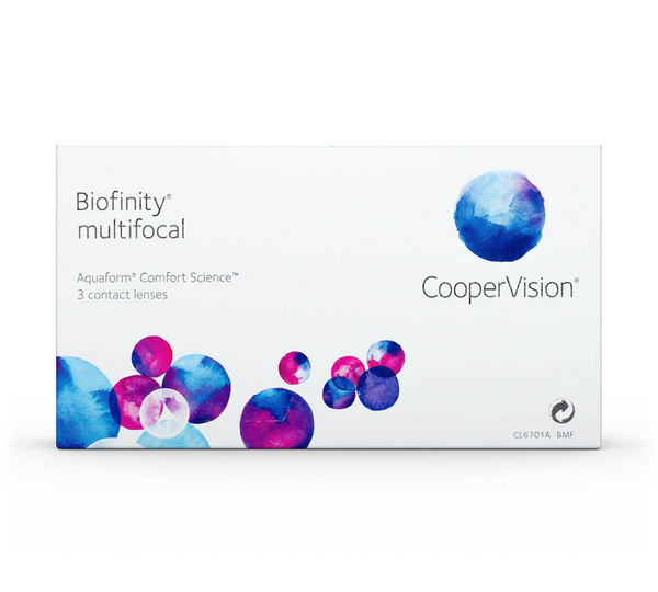 Biofinity Multifocal 3-pack
