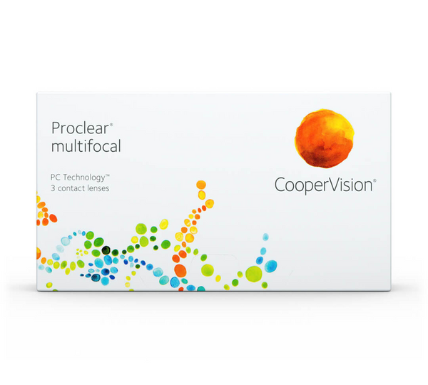 Proclear Multifocal 3-pack