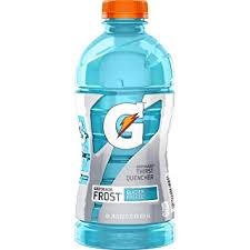 Gatorade Glacier Freeze 32oz bottle