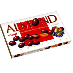 Chocolate Meiji Almond Covered