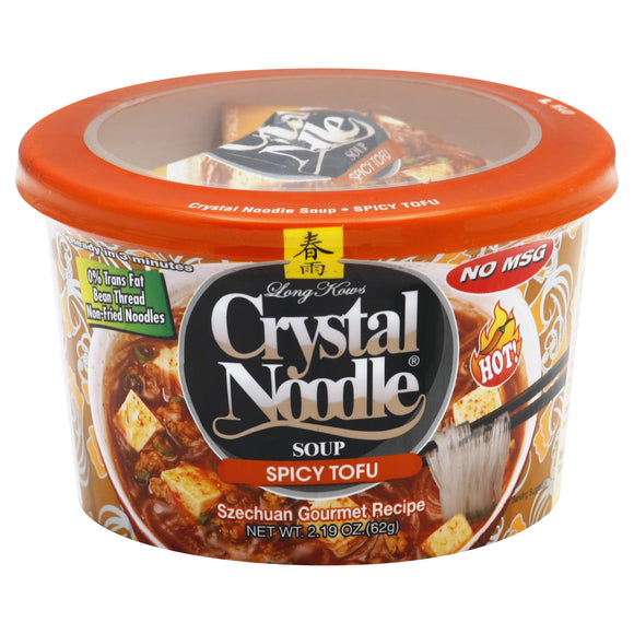Crystal NDL Soup Spicy Tofu