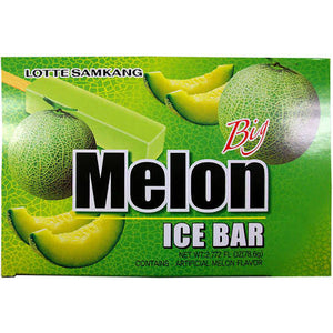 ICE BAR MELON BAR JUMBO LOTTE SAM KANG F