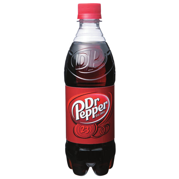 Dr Pepper 16.9oz Bottle