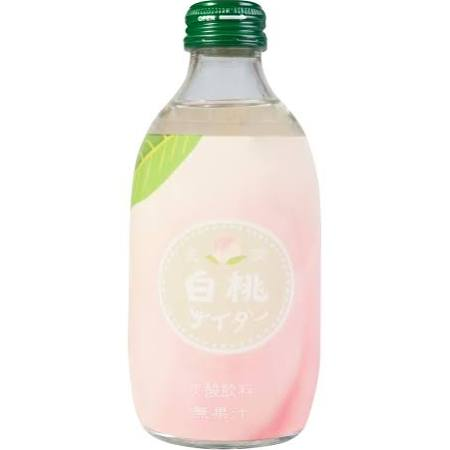 Beverage Hojun White Peach Soda