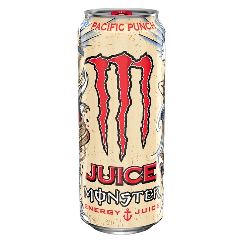 Monster Pacific Punch Energy Drink