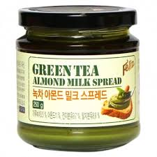 Feliz Green Tea Almond Spread 250g