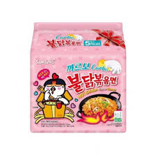 Samyang Hot Chicken Carbo Ramen 5P