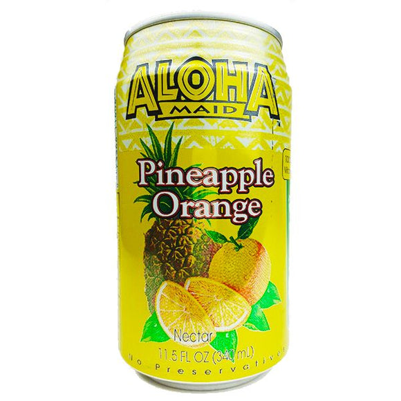 Alohamd Pinapple Orange Drink