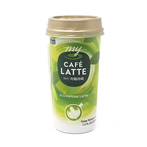 MAEIL Cafe Latte Green Tea