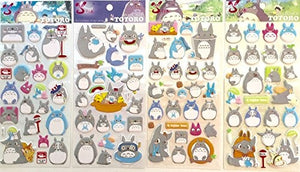 Totoro My Neighbour Stickers