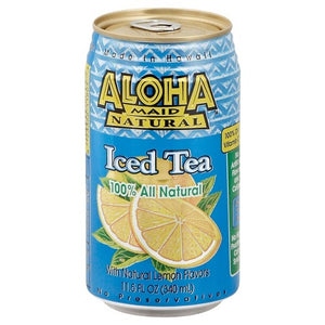Alohamd Ice Tea