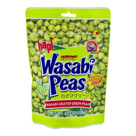 Hapi Wasabi Green Pea Pouch Hot
