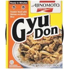 DON/BOWL BEEF GYU DON AJINOMOTO F
