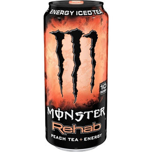 Monster Energy Rehab Peach