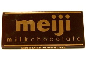 CHOCOLATE MILK CHOCOLATE MEIJI