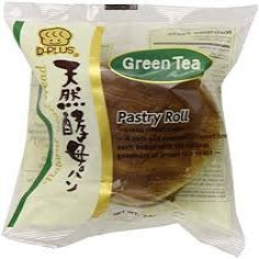 D-Plus Tennen Koubo Green Tea Bread