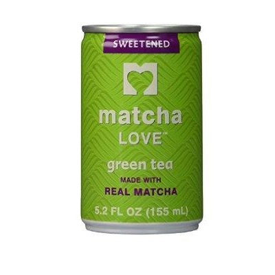 Itoen Sweetened Matcha Love