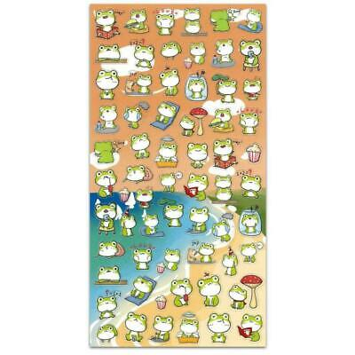 Nekoni Frog Stickers