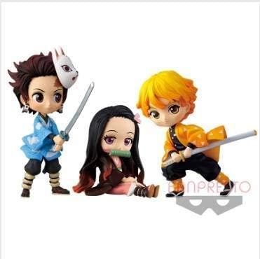 Demon Slayer Q posket Petit vol.1