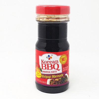 Korean BBQ sauce bulgogi marinade