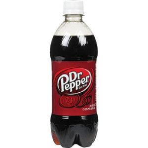 Dr. Pepper 20 oz bottle