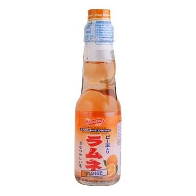 Ramune Drink Orange 200ml