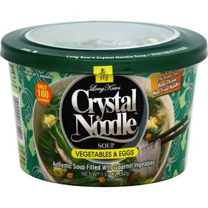 Crystal NDL Soup Vegetables