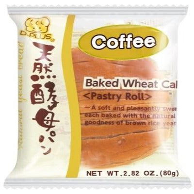 D-Plus Tennen Koubo Coffee Bread
