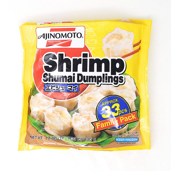 Ajinomoto Crab Shumai Frozen Family Pack